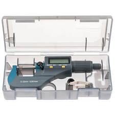 Mikrometer digital 0-25 mm Bügelmessschraube Messschraube Mess Werkzeug Kfz BGS