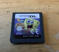 Spongebob Schwammkopf Frantic Frittieren Nintendo DS-PAL