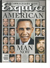ESQUIRE UK MAGAZINE OCTOBER 2013, THE AMERICAN MAN NOW, NEW NO LABEL.