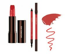 Hourglass Muse (coral) Femme Lipstick Panoramic Lip Liner Duo Lot New in Box