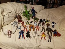 Marvel legends 30 figure lot loose baf fin fang foom galactus modok