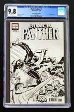 CGC 9.8 Black Panther Jack Kirby 1:1000 Remastered sketch Variant Shuri Boseman