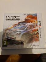 WRC FIA World Rally Championship Jeu Nintendo 3DS NEUF SOUS BLISTER