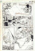 Impact Christmas Special #1 p.51 Crusaders Conclusion art by Carmine Infantino