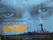 Michelle Rodriguez Girlfight(2000) Original movie poster