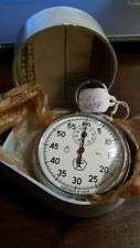 New Pocket Stopwatch Agat Made in the USSR
