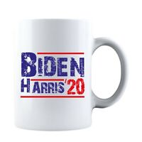 Joe Biden & Kamala Harris 2020 - Democratic Party President Vintage Coffee Mug
