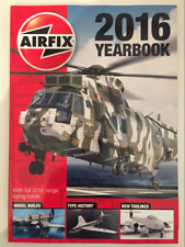 Airfix A78194 2016 Yearbook Full Range Special Offer