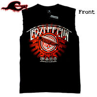 Led Zeppelin - Mothership - Modified Cut-Off Band Singlet