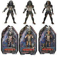 PREDATOR ACTION FIGURE PVC MOVABLE MODEL