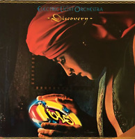ELECTRIC LIGHT ORCHESTRA - Discovery (LP) (G+/G-VG)