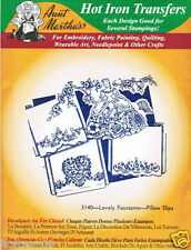 Lovely Foursome #3140 Aunt Martha's Hot Iron Embroidery Transfer Pattern