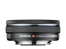 Olympus M.Zuiko Digital ED 14-42mm F3. 5-5.6 EZ schwarz Bulk Black