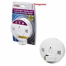 New Kidde Combination Fire Smoke And Carbon Monoxide Voice Alarm Detector 10SC
