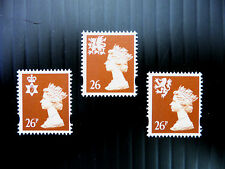 GB MACHIN Regionals 26p NI81 S91 W80 (3) U/M SALE PRICE FP4292