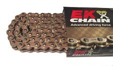 EK 525 SRX x-ring x ring chain 124 links gold