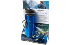 L@@K LifeStraw GO WATER FILTER Bottle SURVIVAL PREPPER OFFICIAL not CHINESE Copy