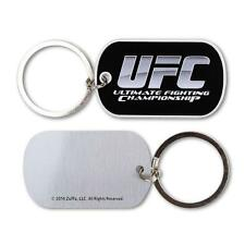 UFC Officially Licensed Dog Tag Keychain - Brand New/Sealed in Clamshell