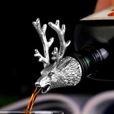 Creative Animal Shape Wine Aerator Pour Spout Bottle Pourer Stopper for Home Bar