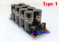 High capacity Schottky rectifier filter power supply board for amplifier  L12-45