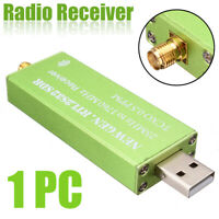 RTL-SDR R820T2 RTL2832U DVB-T DAB Freeware Defined Radio Scanner USB Dongle