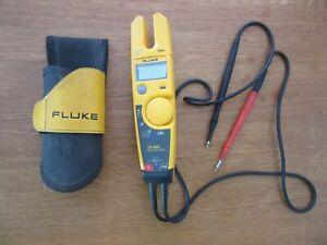 FLUKE T5-600 ELECTRICAL TESTER Test, Measurement & Inspection > Test Meters