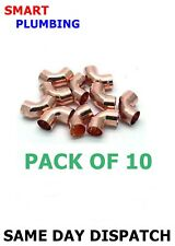 15mm /& 22mm Copper Compression Olives Plumbing Tube Compression Fittings  D13