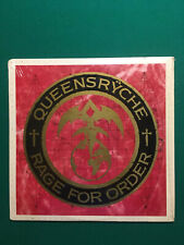 Queensryche Rage For Order Vinyl LP Dated 1986