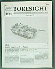 AMPS Membership Magazine Boresight November 1994 - Pre Owned!