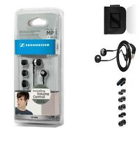 New Sennheiser CX 500 In-Ear only Headphones including Volume Control Black - UK