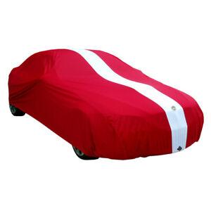Autotecnica Show Car Cover for Alfa Romeo Giulietta Red