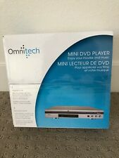 Omnitech Mini Dvd Player