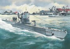 ICM 1/144 U-Boat type IIB 1943 # S010