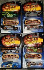 HOT WHEELS 2003 HALLOWEEN HIGHWAY SET OF 8 CARS MOC