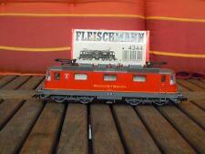 Fleischmann 4344 electric locomotive Re 4/4 III 42 Colour the SOB Südostbahn/SBB