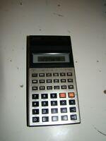 CASIO Scientific Calculator fx-82c Taschenrechner Vintage 80er
