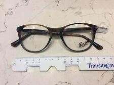 Persol 3115-V 9034 occhiale da vista nuovo colore fuoco e ardesia full set