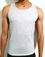 Fruit of the Loom Sleeveless Vests Men's Casual Shirts & Tops