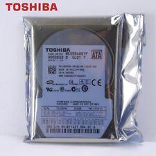 Toshiba 250gb disco duro HDD hard disk SATA 2,5 pulgadas Mk 2554 gsyf