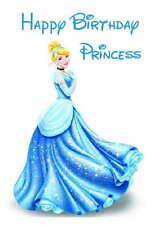 Disney Inspired Cinderella Personalised Hand Made Printed Card
