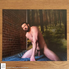 Marco in bed #2 - 8x10 Male Nude Fine Art Photo - Beefcake Artistic Photograph