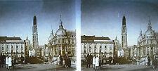 Photographie Centre d'Anvers ? Antverpen Hotel d'Angleterre vers 1930 Belgique