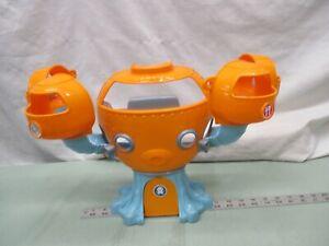 OCTONAUTS Octopod Headquarters Rescue Protect  Underwater Adventure Explore Toy