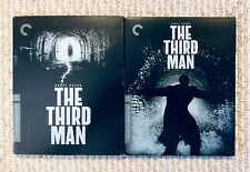 The Third Man (Blu-ray Disc Criterion Collection) Rare Orson Welles OOP