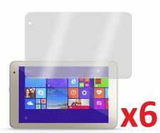 """Hellfire Trading 6x Screen Protector Cover Guard for Toshiba Encore 2 WT8 8"""""""