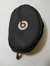 Beats by Dre Soft Zipper Pouch For Beats Solo 3 Wireless Headphones