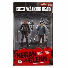 The Walking Dead - Negan and Glenn Deluxe Boxed Set New