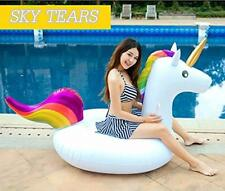 Inflatable Unicorn Toy Float Outdoor Swimming Pool Summer Beach Fun Play Game