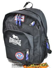 ZAINO Scuola LONSDALE London, novità 208-2019 Backpack london school, LONSDALE