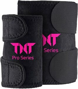 Arm Trimmers & Thigh Trimmers (4 Pack Set) - Sweat Bands for Women & Men